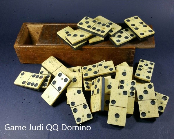 Game Judi QQ Domino